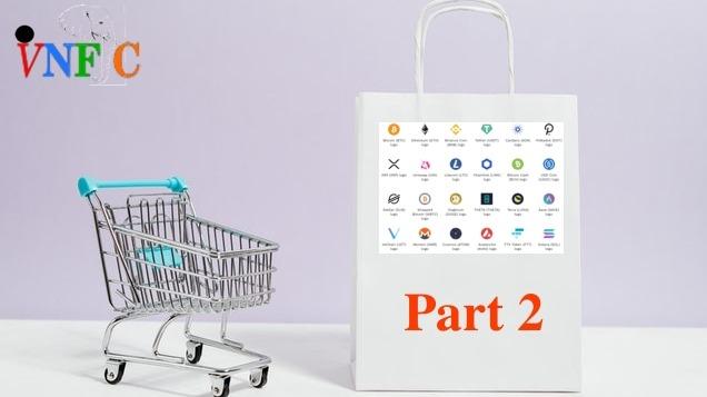 Let's go shopping crypto - my picks - part 2