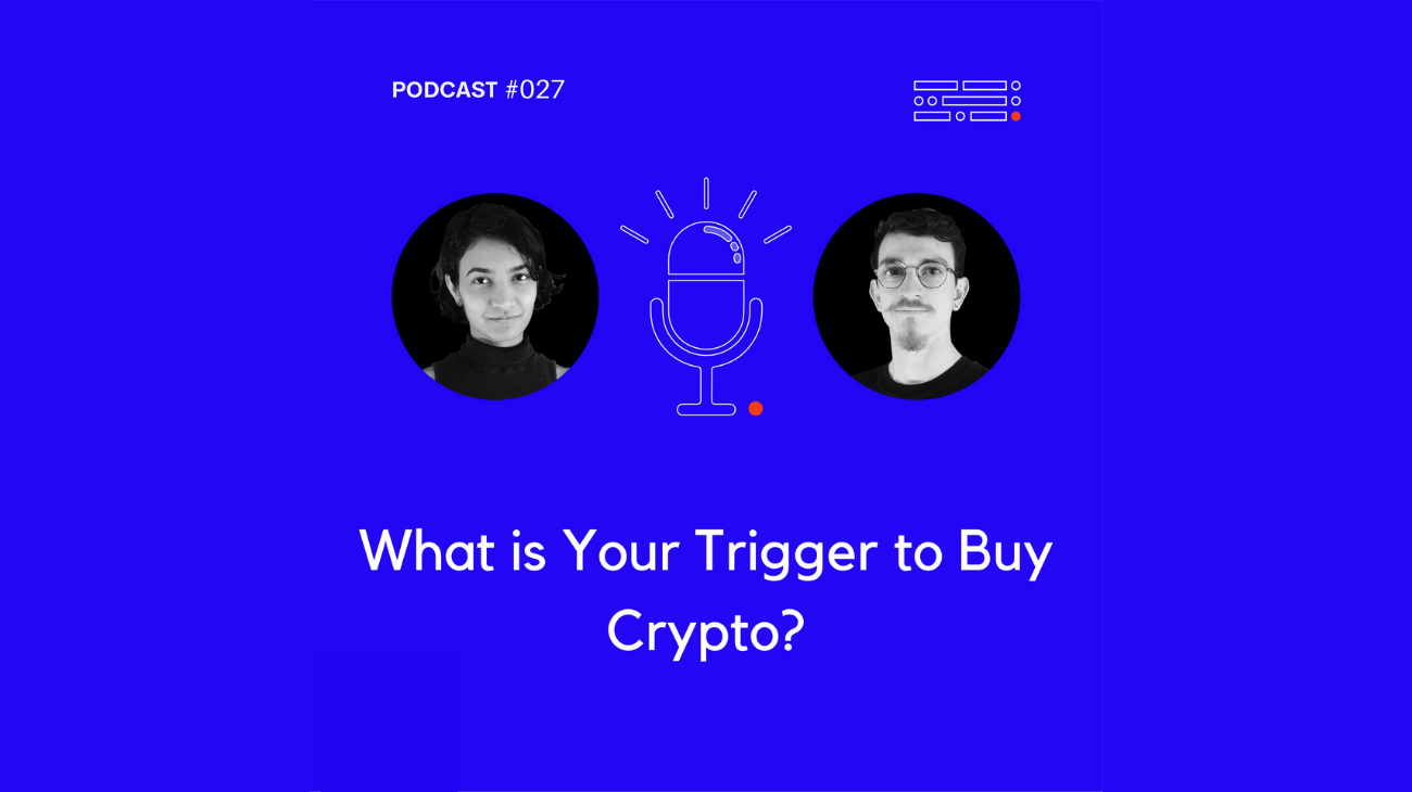 What is Your Trigger to Buy Crypto - Go Full Crypto