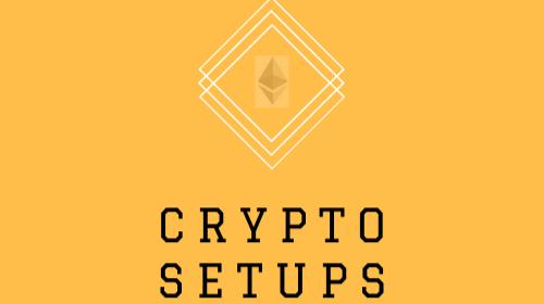 CryptoSetups first tutorial is live!