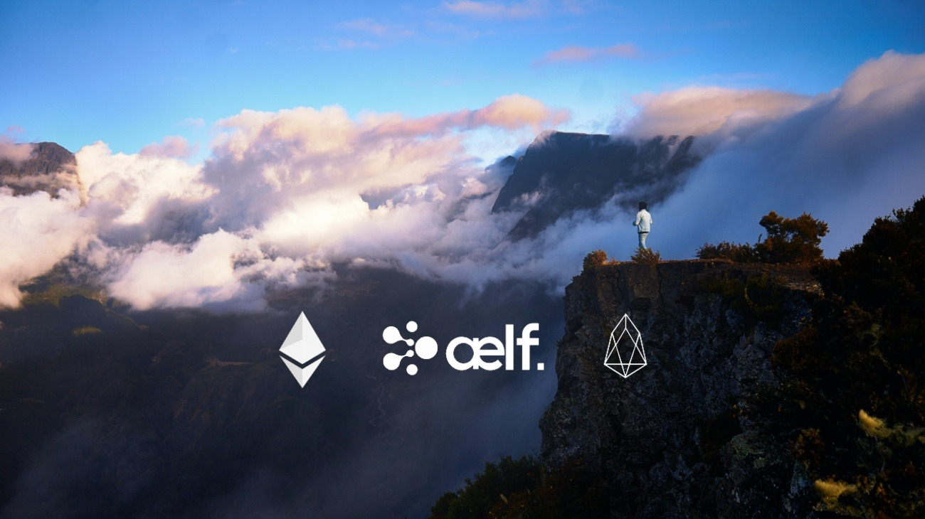 ælf cloud computing blockchain