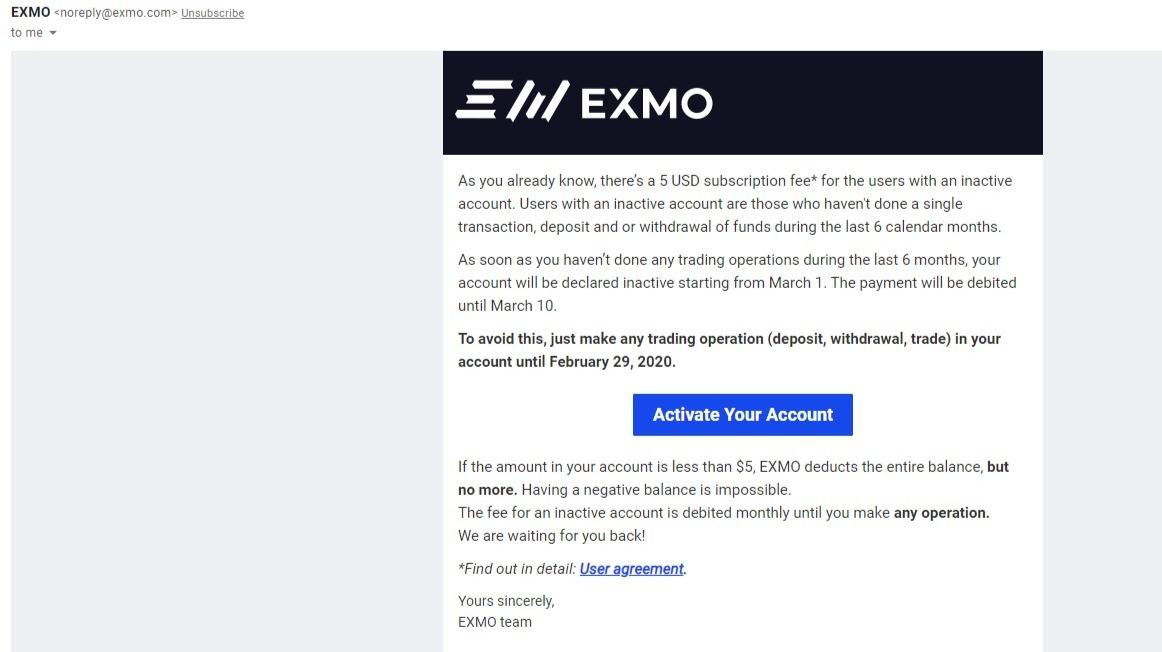 exmo me exchange