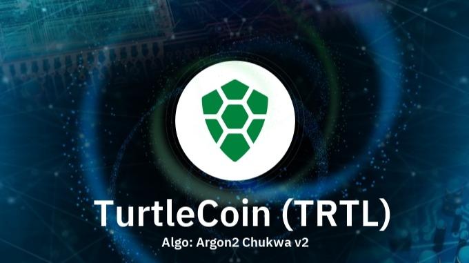 TRTL mining - real world mining results - 24 hours latter