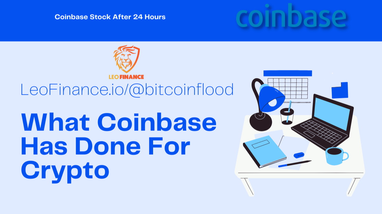 Coinbase After 24 Hours - What To Expect