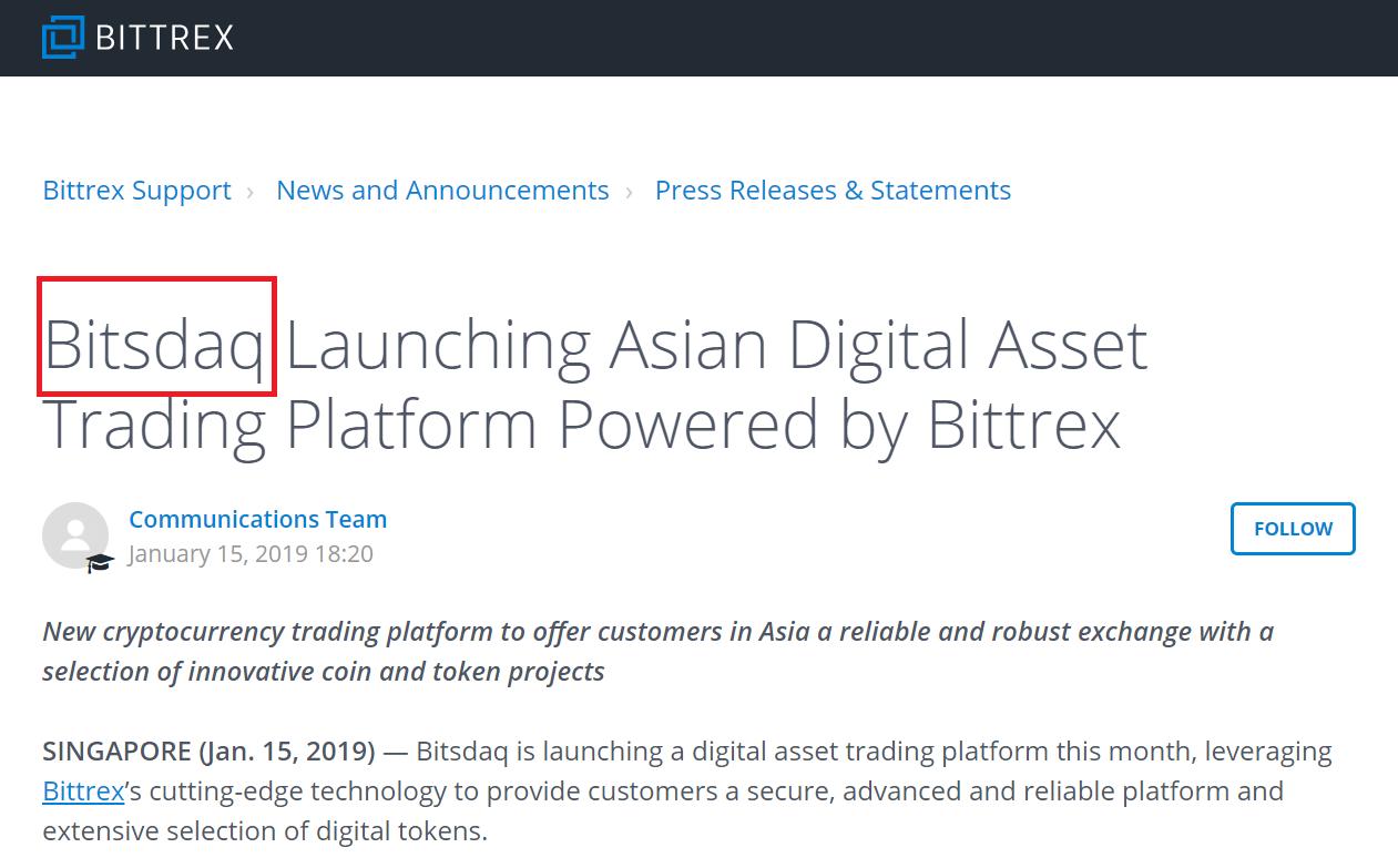Earn over $10,000 FREE tokens from Bittrex partner exchange