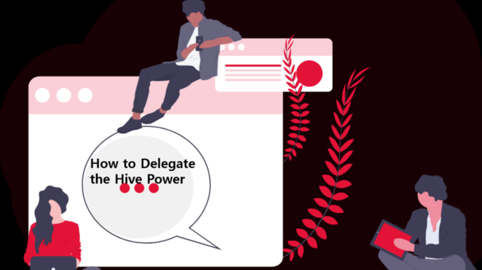 How to Delegate the Hive Power