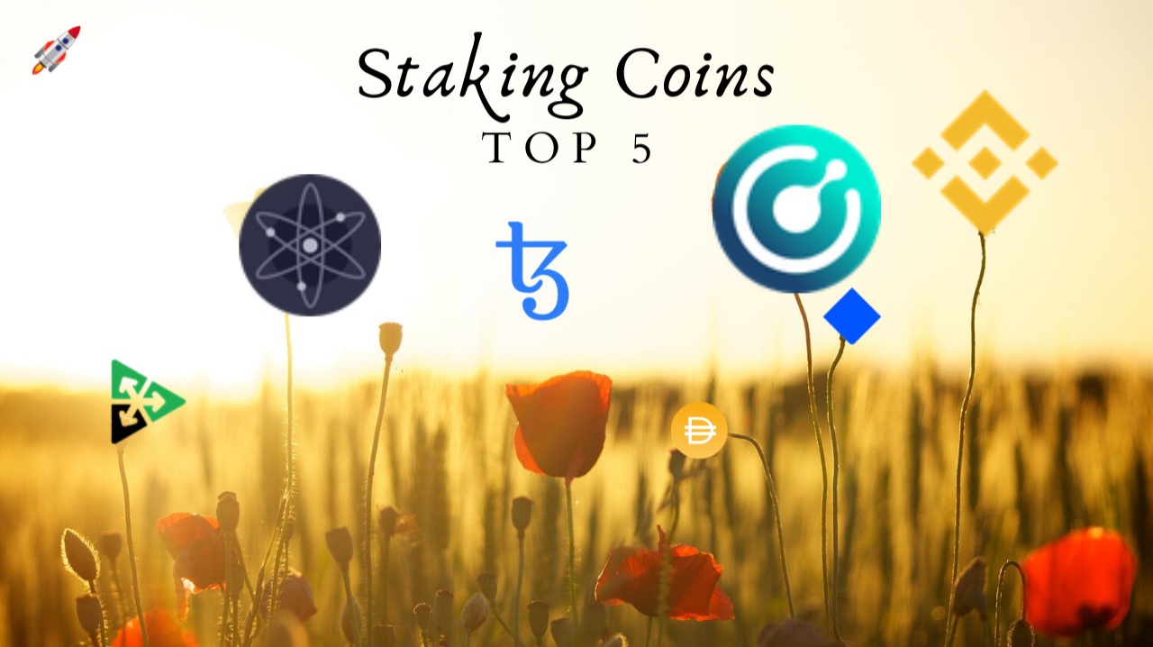 staking coins