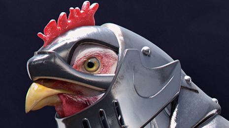 Chicken Armor