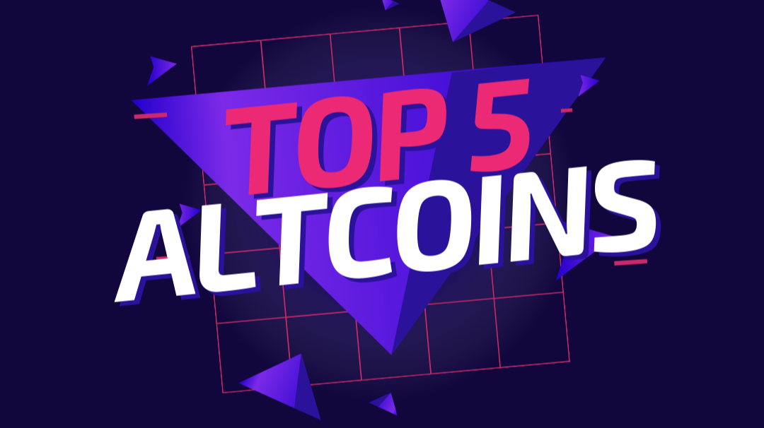 Top 5 Cryptocurrencies besides bitcoin for 2021