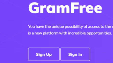 Gramfree Net Review Legit Or Scam