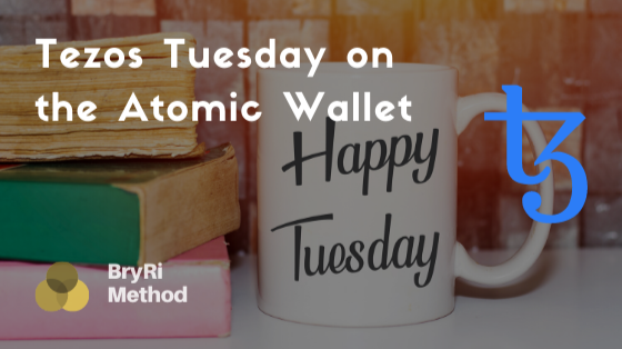 Tezos Tuesday on Atomic Wallet