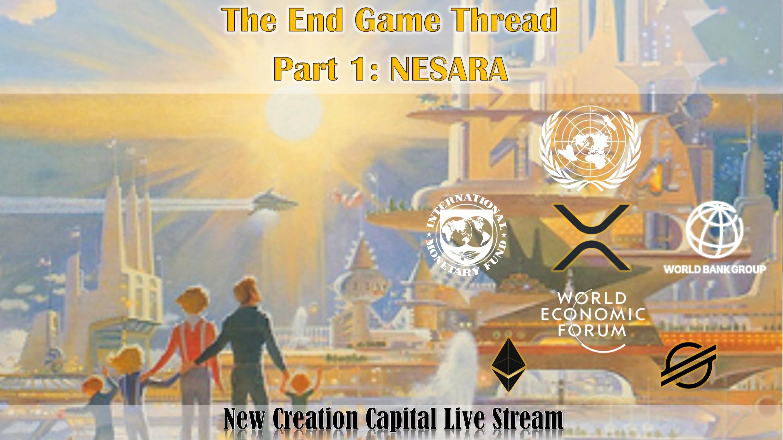 Episode 86: The End Game Thread, NESARA - Live Stream