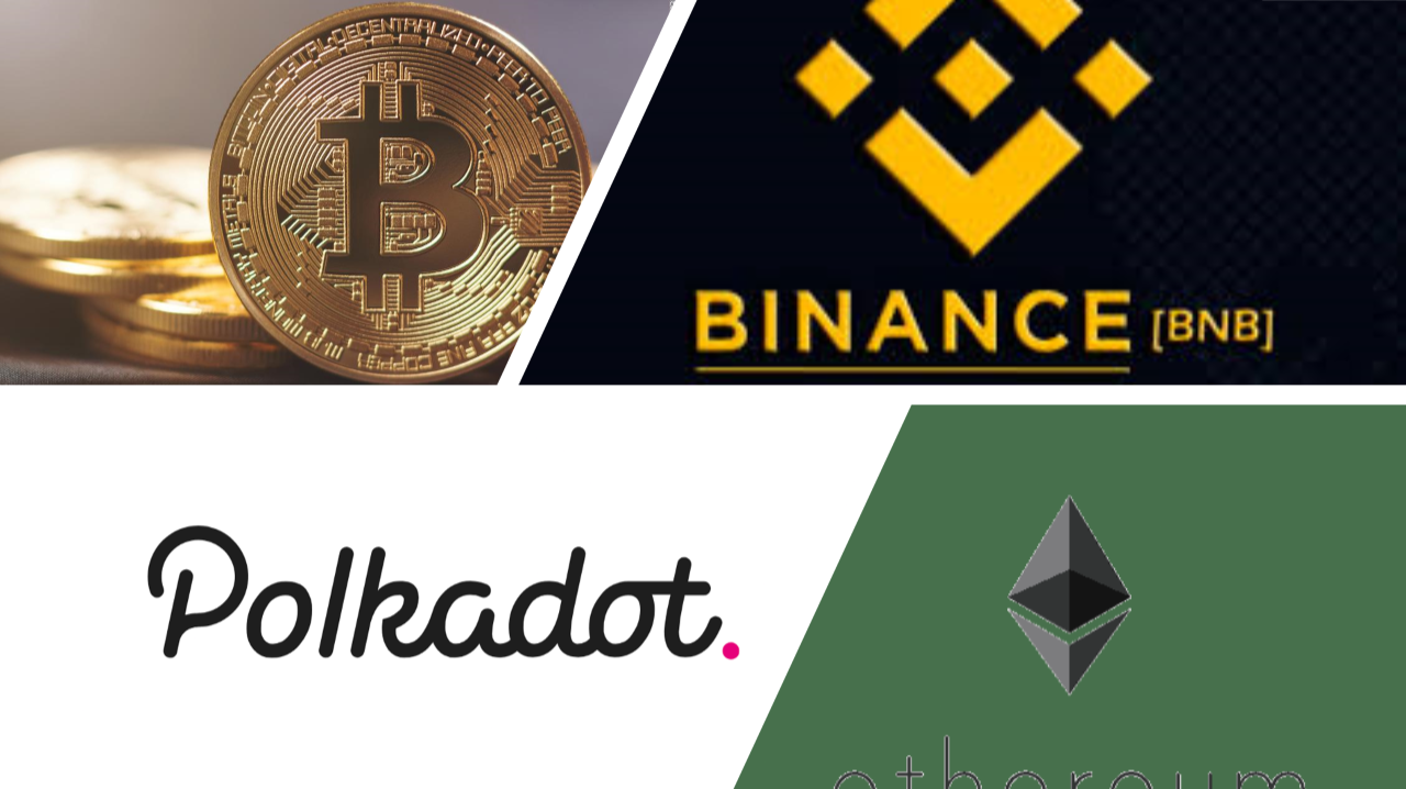 The week of all-time-highs: the top 4 Coins on Coinmarketcap
