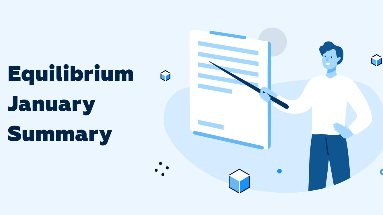 Equilibrium January Summary: A New Quarter, A New Year