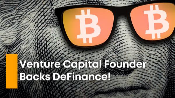 Top Venture Capitalist invested on DeFinance Exchange