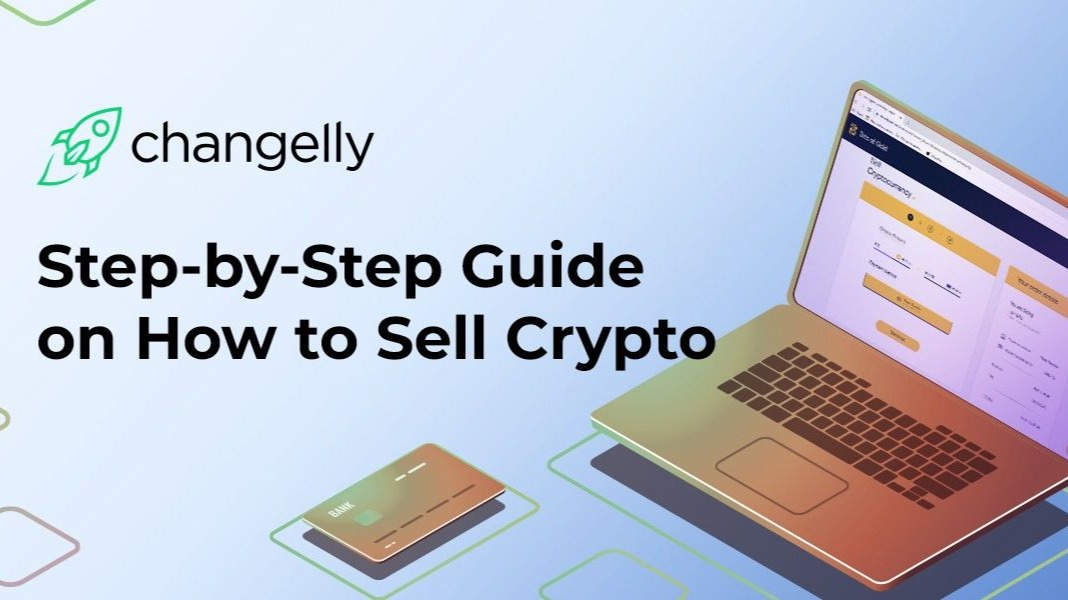 how to sell crypto guide