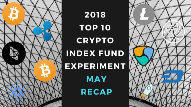 EXPERIMENT – Tracking 2018 Top Ten Cryptocurrencies – Month Forty-One – UP +26%