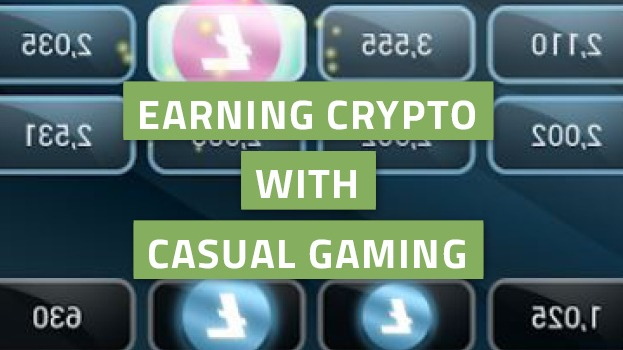 Earn Bitcoin, BitcoinCash, Litecoin with casual mobile games on Android or iOS