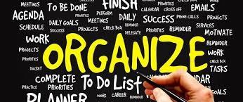 Clear the Clutter, Get Organized