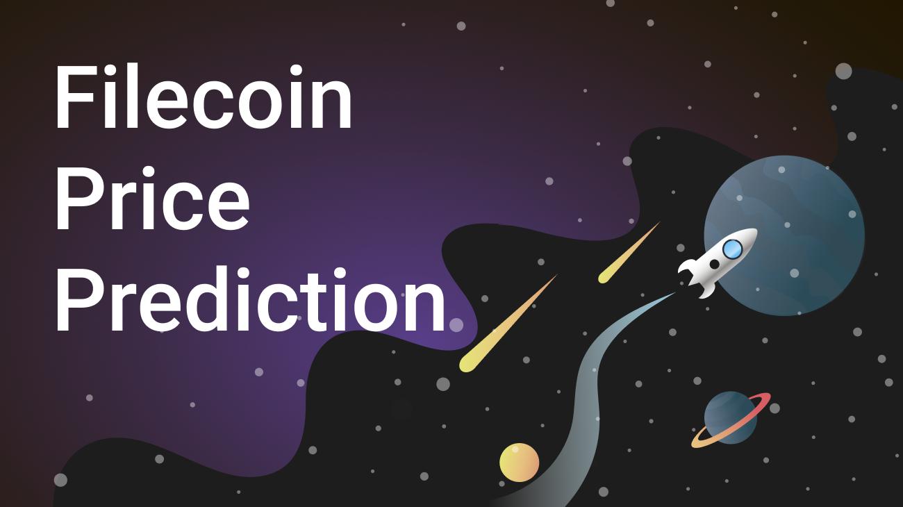 Filecoin (FIL) Price Prediction
