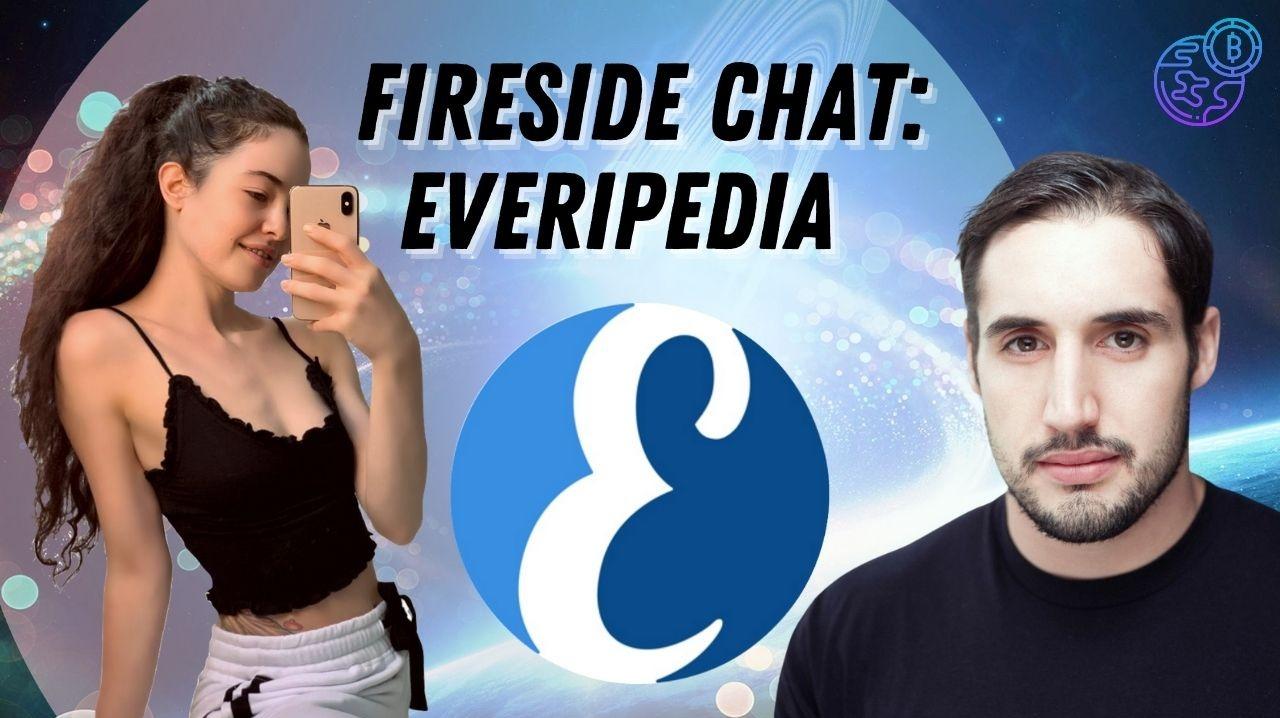 CryptoFinally Everipedia Interview EOS Blockchain