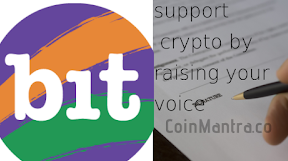 Rise Your voice to support Cryptocurrencies in India