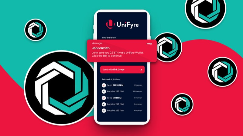 TUTORIAL! How Add, Send, and Receive Unifi DeFi Token on Unifyre Wallet
