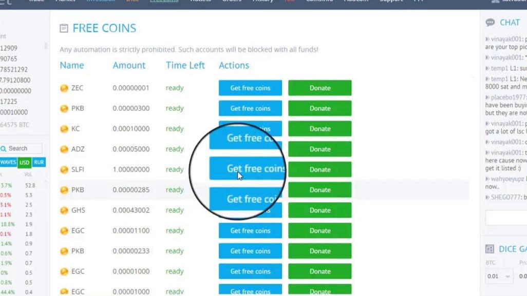 yobit.net prekybos botas kas yra paprasčiausias būdas uždirbti pinigus internete