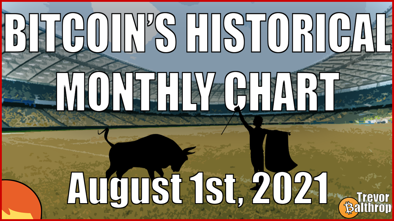BITCOIN HISTORICAL MONTHLY CHART BY TREVOR BALTHROP