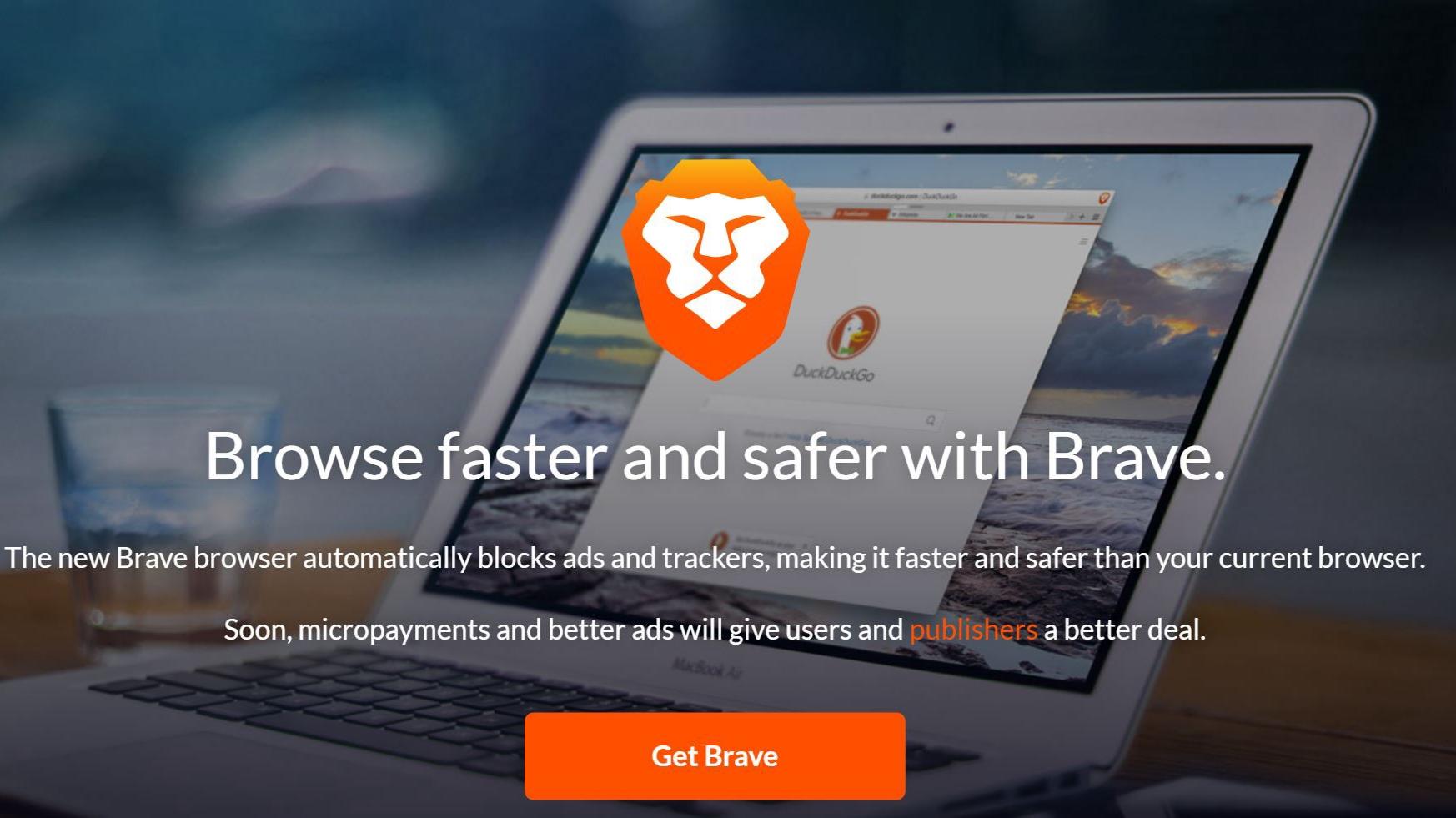 Earn BAT TOKEN through Brave Browser