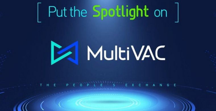 Kucoin Launches 'SPOTLIGHT' Feature with MultiVAC (MTV)
