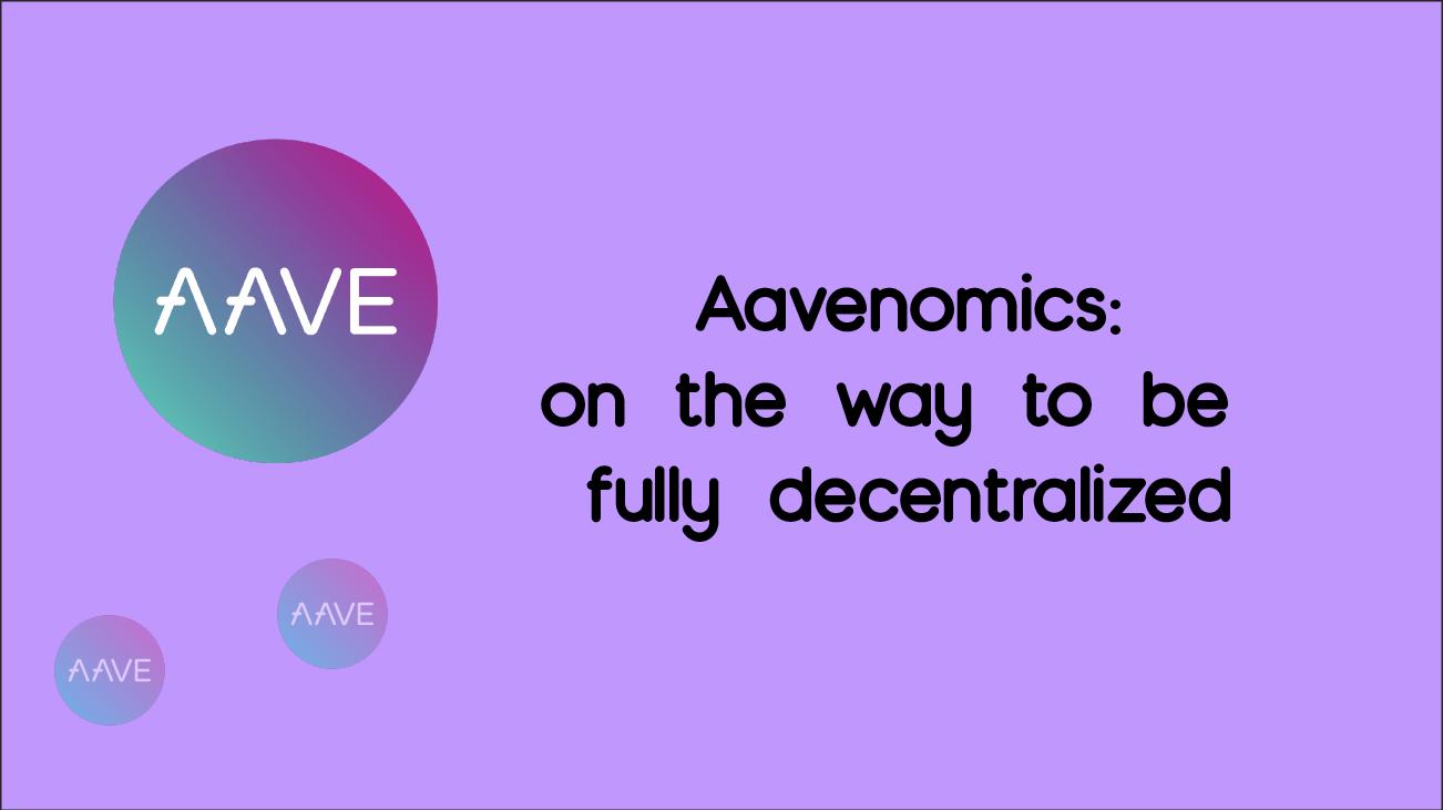 DeFi and Decentralization