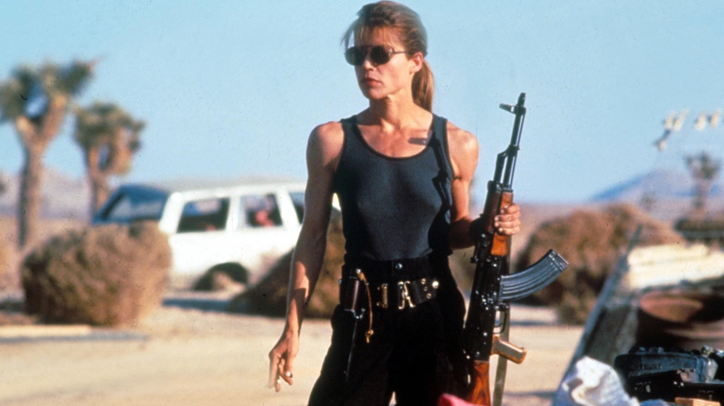 Film Review Terminator 2 Judgment Day 1991