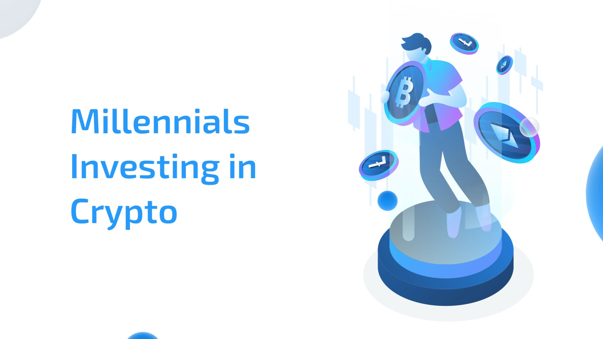 Millennials investing in crypto