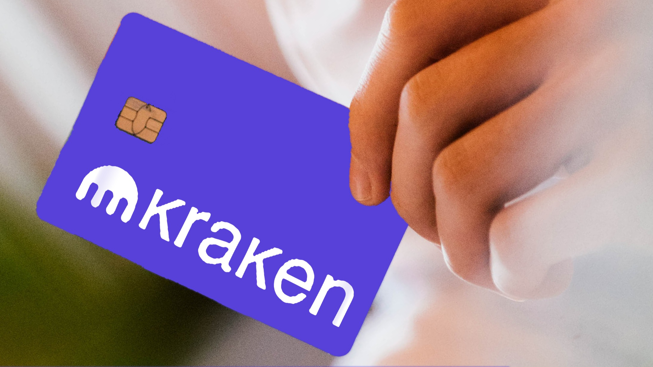Kraken Card (Not real)