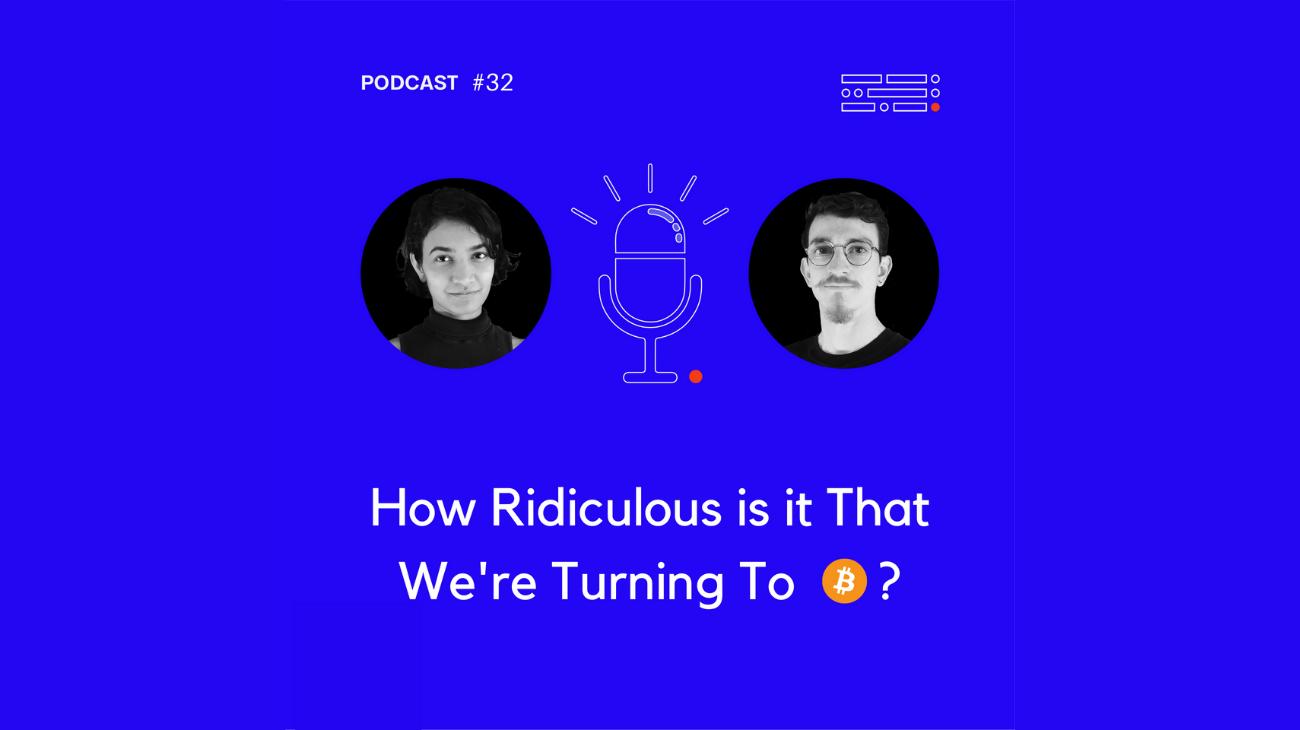 Go Full Crypto Podcast - Ridiculousness of Bitcoin