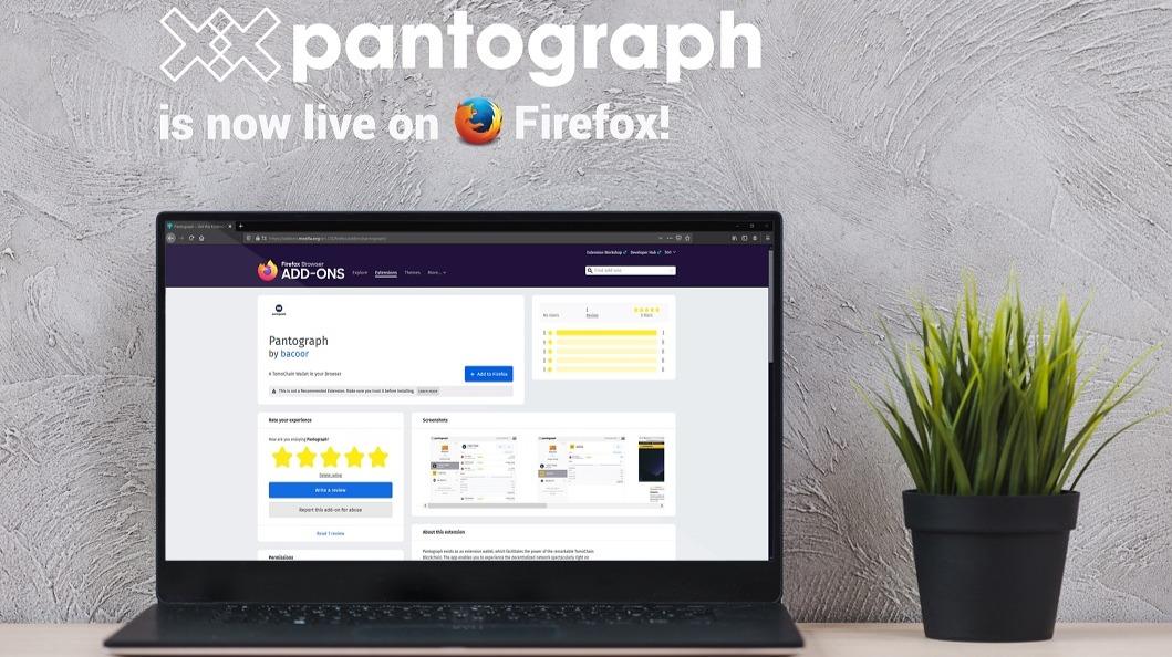 pantograph on firefox