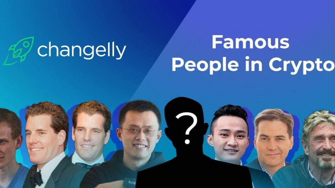 top famous people in crypto