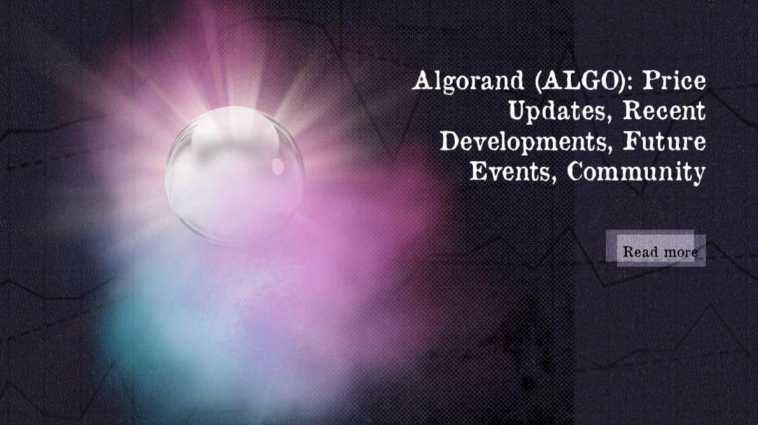 Algorand | DailyCoin