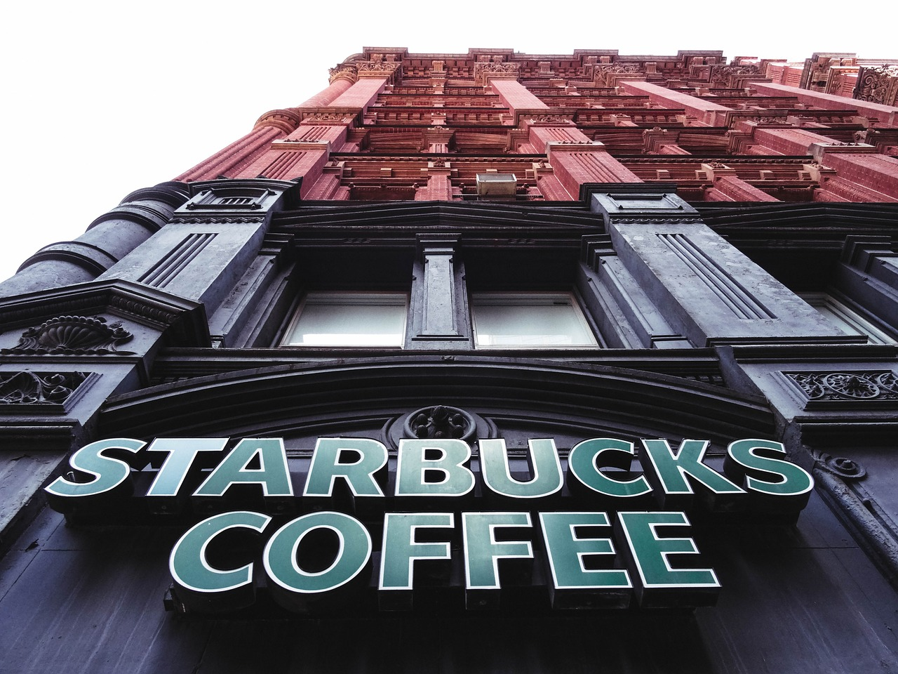Incent launches - Starbucks revisited