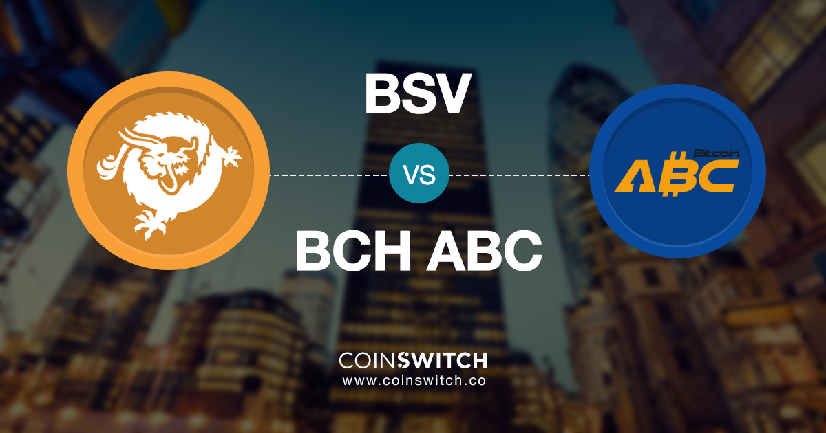 bch exchanges