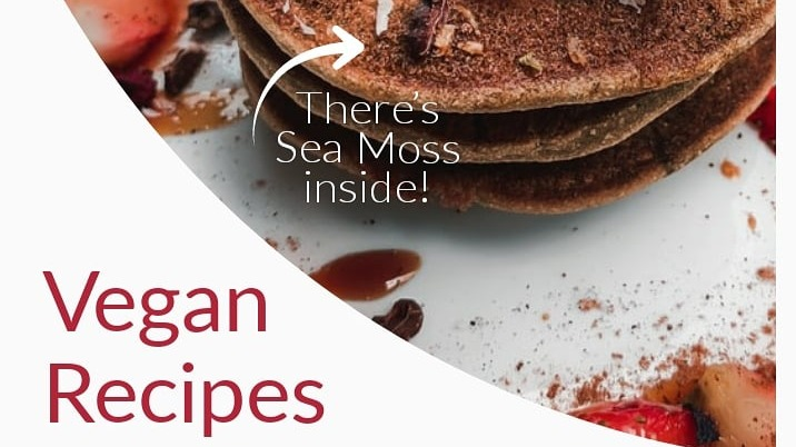 cooking with sea moss