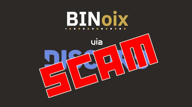 BINoix Scam