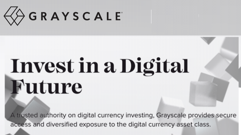 Grayscale looks to introduce more crypto investment products for institutional investors to invest on