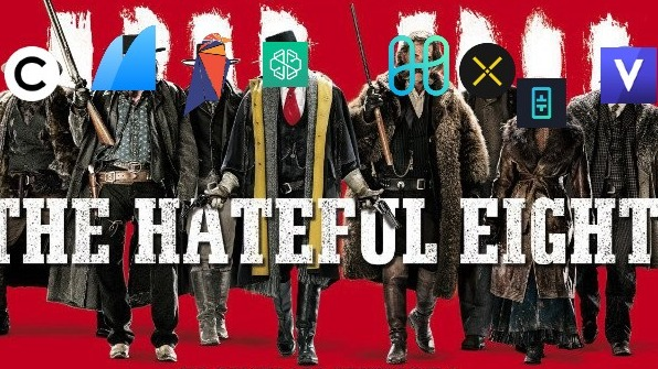 The Hateful Eight: BTMX, NPXS, CHSB, THETA, ONE, VGX, CEL, RVN – Biggest Losers from March 26th to April 2nd