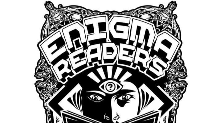 #Enigma readers