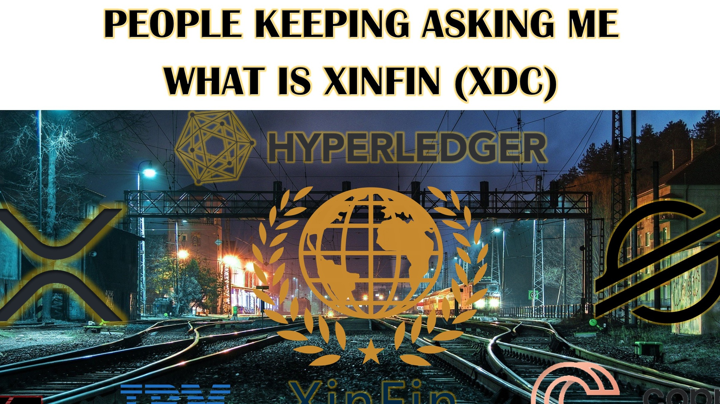Episode 168: What is XinFin (XDC)❓ , People Keep Asking Me❗ CHASE BANKS DOWN IN NY