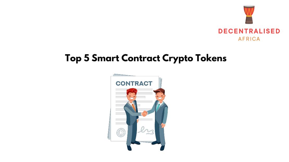 Smart Contract Tokens