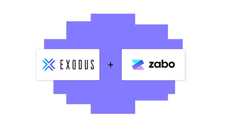 Zabo Exodus API