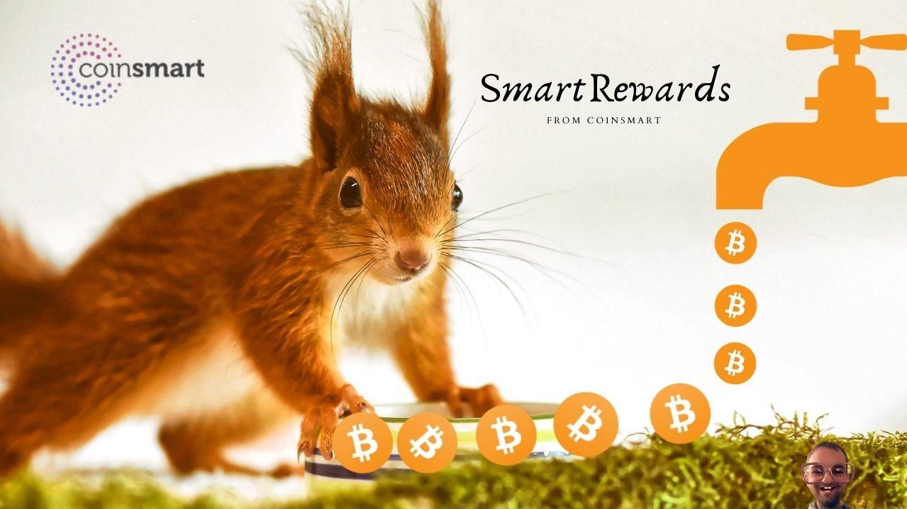 Coinsmart smartrewards