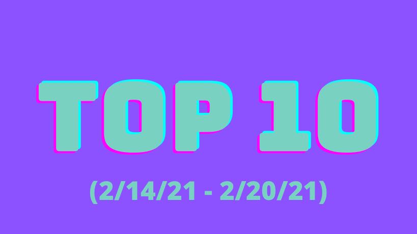 Top 10 Publish0x Posts (2/14/21 - 2/20/21)